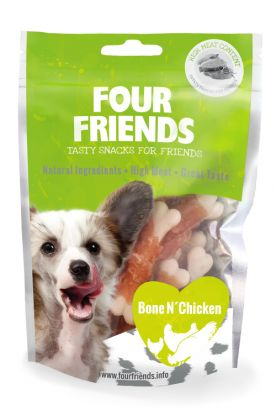 Bone N' Chicken Dog Treats