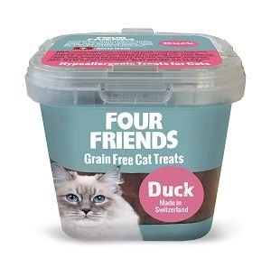 Duck Grain Free Cat Treats