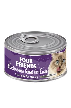 Tuna & Anchovy Cat Food
