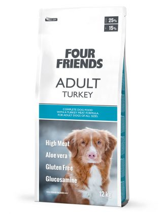 Adult Turkey Dog Food