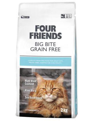 Grain Free Adult Big Bite Cat Food