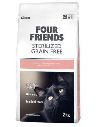 Grain Free Sterilized Cat Food