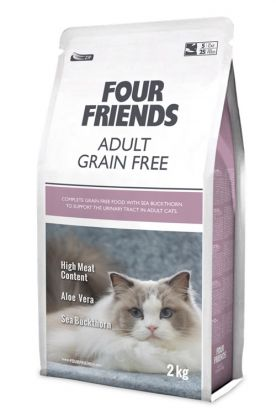 Grain Free Adult Cat Food