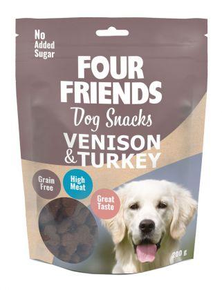 Venison & Turkey Dog Snacks