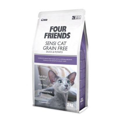 Grain Free Sensi Cat Food
