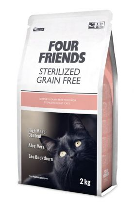 Grain Free Sterilized Cat Food