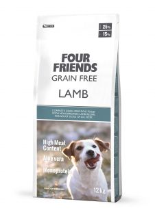 Grain Free Lamb Dog Food Trial Pack - 50g