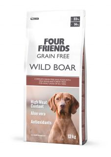 Grain Free Wild Boar & Turkey Dog Food