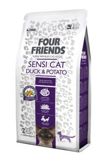Grain Free Sensi Cat Food Trial Pack - 50g