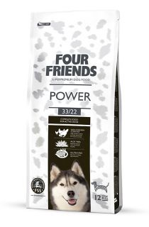 Power Dog Food