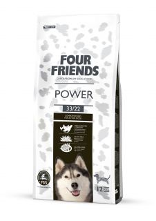 Power Dog Food Trial Pack - 50g