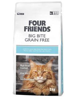 Grain Free Adult Big Bite Cat Food Trial Pack - 70g - £1.50