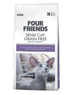 Grain Free Sensi Cat Food Trial Pack - 70g - £1.50
