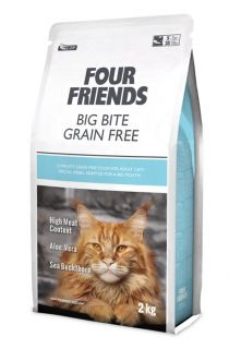 Grain Free Adult Big Bite Cat Food Trial Pack - 50g