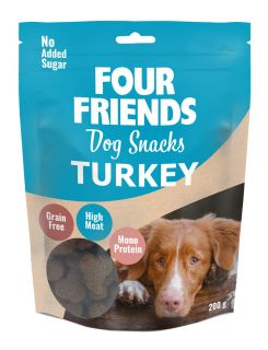 Turkey Dog Snacks
