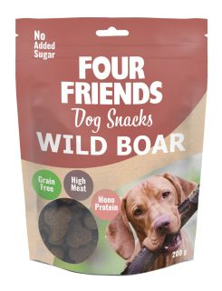 Wild Boar Dog Snack