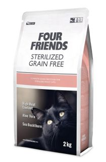 Grain Free Sterilized Cat Food Trial Pack - 50g