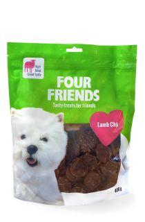 Lamb Chip Dog Treats